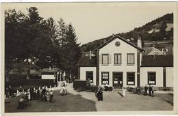 88  Val D'ajol La  Gare - Frankreich