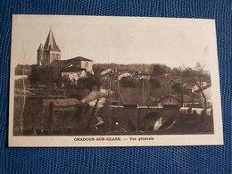 CPA  ORADOUR  SUR  GLANE  //  VUE  GENERALE - Oradour Sur Glane