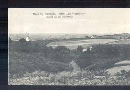 Mook Bij Nijmegen - Hotel De Plasmolen - 1908 - Gennep 1 Langebalk  Nijmegen 5 - Niederlande
