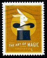 Etats-Unis / United States (Scott No.5301 - The Art Of Magic) (o) - Oblitérés