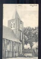 Biggekerke - Kerk - 1916 - Langebalk Militair Verzonden - Pays-Bas