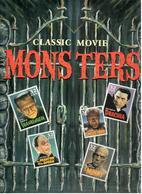 Movie Monsters - Tirages Sur Cartes Grand Format - USPS 1997 - Altri