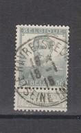 COB 115 Oblitération Centrale LE HAVRE (Special) - 1912 Pellens