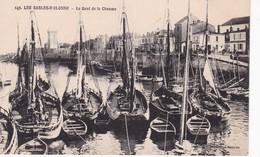 SABLES D OLONNE(BATEAU DE PECHE) - Sables D'Olonne