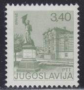 Yugoslavia 1977 Definitive - Tourism - Vranje, MNH (**) Michel 1694 - Ungebraucht