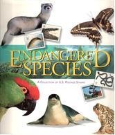 Livret Endangered Species - USPS / Antic Books 1996 - Altri