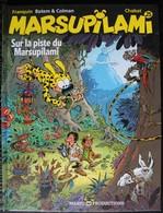 BD MARSUPILAMI - 25 - Sur La Piste Du Marsupilami - EO 2012 - Marsupilami