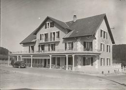 """OYE Et PALLET - 25 - Hôtel Parnet """"Riant Séjour"""" - Automobile Ancienne ( Stainacre ) - Francia"""