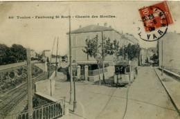 Toulon___faubourg Saint Roch,chemins Des Moulins - Toulon