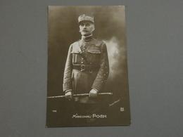 MARECHAL FOCH. - Guerra 1914-18