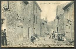 CORBIERES - RUE DE LA BURLIERE - Francia
