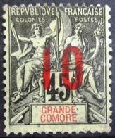 GRANDE COMORE                   N° 27                    NEUF SANS GOMME - Ongebruikt