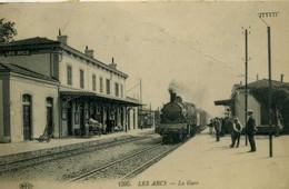 Les Arcs___la Gare - Les Arcs