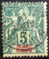 GRANDE COMORE                   N° 4                    OBLITERE - Gebruikt