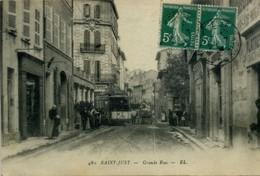 Saint-just___grande Rue - Autres Communes
