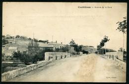 CORBIERES - AVENUE DE LA GARE - Francia