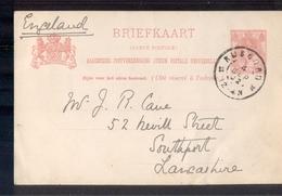Rusoord - Grootrond - 1902 - Geuzendam - Postal History