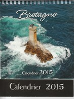 Calendrier 2015 Phares De Bretagne - Autres