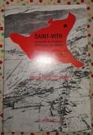 Saint Vith Au Cours De L'ultime Britzkrieg De Hitler •Auteur : Maurice Delaval •Editeur : J.A.C Vielsam •GRAND FORMAT - Guerre 1939-45