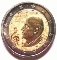Grèce - 2 Euros Couleurs - 2016 - Dmitri Mitropoulos - Grèce