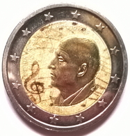 Grèce - 2 Euros Couleurs - 2016 - Dmitri Mitropoulos - Grecia