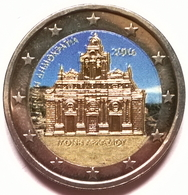 Grèce - 2 Euros Couleurs - 2016 - Holocauste Du Monastère Arkadi - Grecia