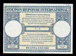 CONGO  RUANDA-URUNDI - CRI COUPON REPONSE - NEUF - 7F - RRR   - VX1 - Interi Postali
