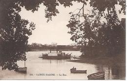 COMBRIT - ( 29 ) - Le Lac - Combrit Ste-Marine