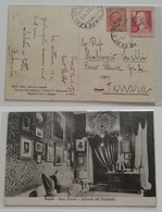 Cartolina Illustrata Pesaro-Ferrara - 12/06/1927 - 1900-44 Victor Emmanuel III.
