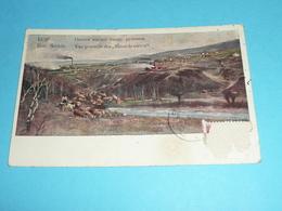 CPA, Carte Postale, Serbie Bor, Vue Générale Des Mines De Cuivre - Serbie