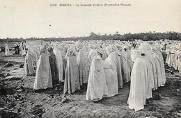 Algérie )  BISKRA  - La Grande Prière Première Phase - Biskra