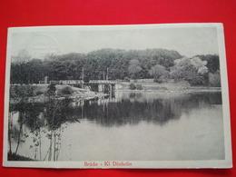 BRUCKE KL DANHOLM CACHET CAMP STRALSUND - Weltkrieg 1914-18