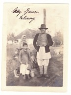 RO 05 - 16806 LUPENI, Hunedoara, Ethnics, Romania - Old Postcard, Real PHOTO ( 12/9 Cm ) - Unused - Romania