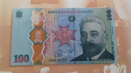 Romania, Rumanien Bancnota 10 X 100 Lei 2019 - I C Bratianu - Rumania