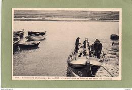 GOURY  Environs De Cherbourg   LA  LA HAGUE    CANOT DE SAUVETAGE - Autres Communes