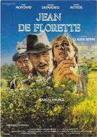 CPM - EDITION F.NUGERON - E352 - JEAN DE FLORETTE, Un Film De Claude Berri - Posters On Cards