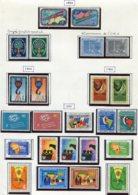 16049 NATIONS UNIES Collection Vendue Par Page N°76/99*   1960-61   TB - New York - Sede De La Organización De Las NU
