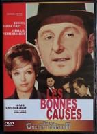 Les Bonnes Causes - Film De Christian-Jaque - Bourvil - Marina Vlady - Pierre Brasseur . - Comédie