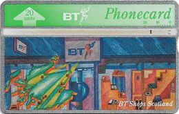 UK - BT - L&G - BTI-035 - BT Shops In Scotland - 227A - 20Units, 7.315ex, Used - United Kingdom