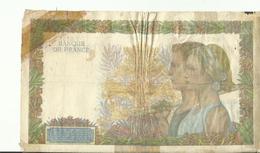 Billet De 500 Francs  1942 - 1871-1952 Circulated During XXth