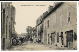 Saint-PAUL D'EYJEAUX Route De Limoges - France
