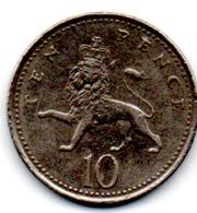 10 Pence 1997 - Grande-Bretagne