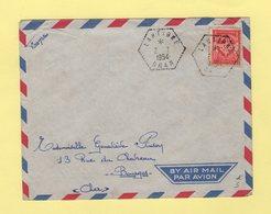 Timbre FM - Lartigue - Oran - 1954 - 1921-1960: Modern Period