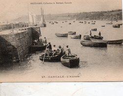 Cancale -     L'  Aurore. - Cancale