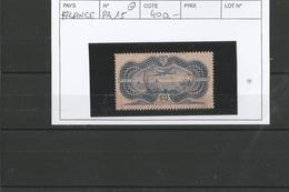 FRANCE PA15 OBLITERES - 1927-1959 Usati