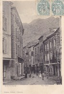 Alpes De Haute-Provence - Sisteron - Rue Droite - Sisteron