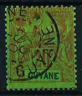 Guayana (Francesa) Nº 36 Usado - Used Stamps