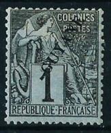Guayana (Francesa) Nº 16 Nuevo* - French Guiana (1886-1949)