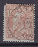 N° 51 Défauts LOTH - 1884-1891 Leopold II.