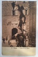 169 Firenze - Il Perseo Di B . Cellini - Firenze